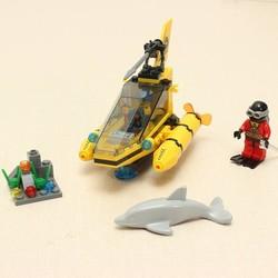 Enlighten Lego Onderzeeer Van Enlighten
