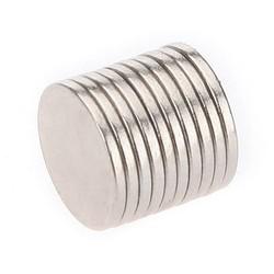 Supply 10 Schijfvormige N35 Neodymium Magneten