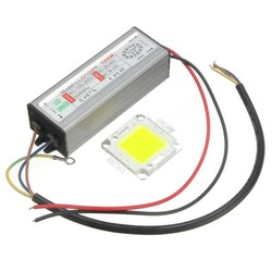 Supply High Power 100W LED Chip Met Driver