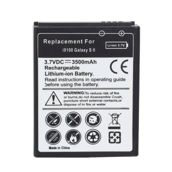 Vervangend batterij voor Samsung Galaxy S2