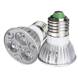 Supply E27 3W LED Lamp in het Rood & Etc