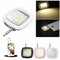 JS LED Flitser voor iPhones En Android Telefoons