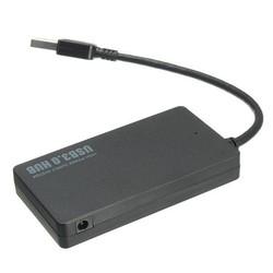 JS USB Hub 3.0 met 4 Poorten