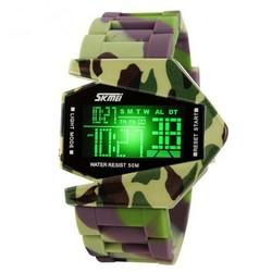 Supply LED Camouflage Horloge