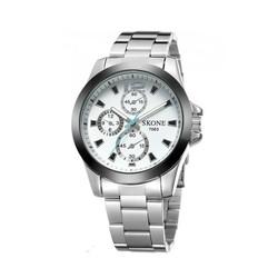 SKONE SKONE 7063 Heren Horloge In Twee Kleuren