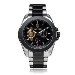 Supply Mechanisch Horloge Mannen RVS Vliegwiel
