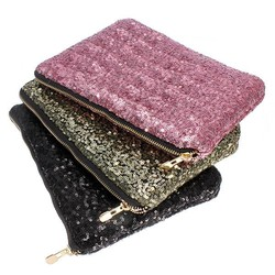 J&S Supply Clutch met Pailletten