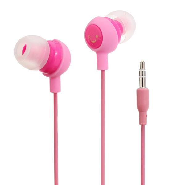 Oordopjes Roze
