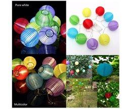 Lampionnetjes voor Feesten & Tuindecoratie