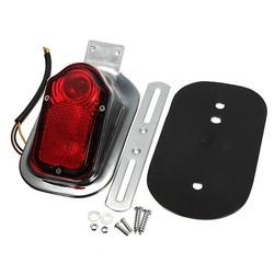 Supply LED Achterlicht Motor Harley Davidson met Montageplaat