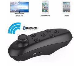 Universele bluetooth afstandsbediening controller draadloze gamepad muis joystick voor 3d vr bril ipad tablet pc smart tv ios android game