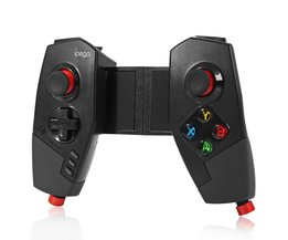 IPEGA PG-9055 PG 9055 Rode Spider Draadloze Bluetooth Gamepad Game Joystick Controller Gaming Voor Android IOS Telefoon Tablet PC