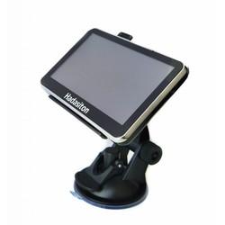 "MyXL Hot-verkoop 4.3 ""Touchscreen Sat Nav Auto GPS Navigator CPU800Mhz 128 M/4 GB + FM zender + Gratiskaarten"