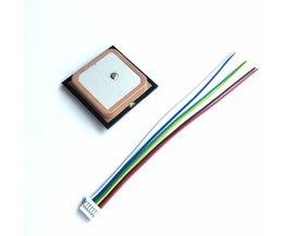 Ublox Neo-M8N module chip UART TTL Smart GPS gnss antenne dual GLONASS ontvanger geïntegreerde Flash ondersteuning NMEA instellingen besparen