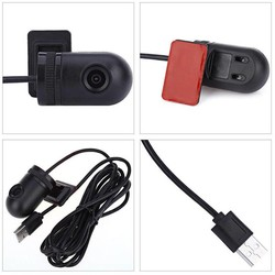 MyXL Front Camera DVR USB Camera Video Recorder voor Android OS Auto DVD GPS Navigatie Radio DVD AUTO Speler voor SilverStron Zeniss DVD