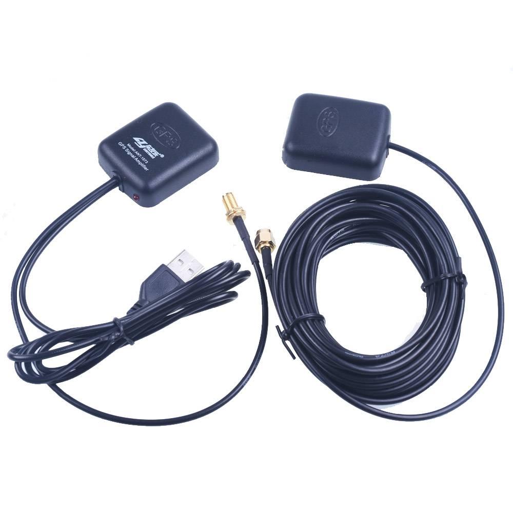 Gps-antenne Navigator Versterker 5 M-16FT Auto Signaalversterker Versterker GPS Ontvangen En Zenden