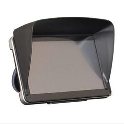 "MyXL 1 ST 7 ""auto GPS Zonnescherm Zonnescherm Visor Anti Glare Shield Cover Blind Voor Garmin Nuvi TomTom Sat Nav Anti Glare"