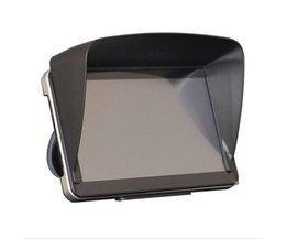 "1 ST 7 ""auto GPS Zonnescherm Zonnescherm Visor Anti Glare Shield Cover Blind Voor Garmin Nuvi TomTom Sat Nav Anti Glare"