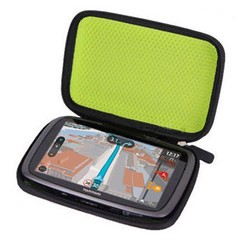 MyXL 6 Inch GPS Tas Cover Voor TomTom Go 6100 6 000 610 600 Case Draagbare PU Leather Shockproof In-Auto SatNav Navigatie GPS Case