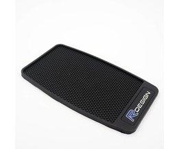 Super Sticky R Ontwerp Auto Mobiele Telefoon Pad RAntislip Mat Siliconen voor volvo v40 v60 s40 s60 s80 c30 c70 xc60 auto styling