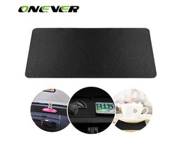 Onever Grote Dashboard Sticky antislip Pad Adhesive Mat voor Telefoon Tablet Key GPS Auto antislip Mat Pad