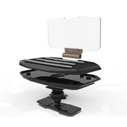 MyXL * DSYCAR Universele Auto Mobiele Telefoon GPS Navigatie Beugel Houder HUD Hoofd up display voor fiat audi ford bmw vw honda lada toyota
