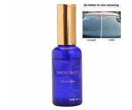50 ml Auto Super Hydrofobe Glas Coating Vloeistof keramische Jas Auto Paint Care