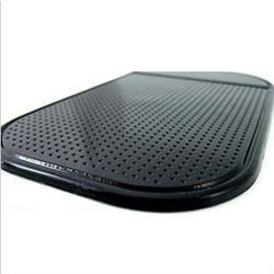 MyXL 5 stkskrachtige silicagel magic skin auto black sticky pad antislip mat antislip auto anti slip mobiele telefoon gps mat houder
