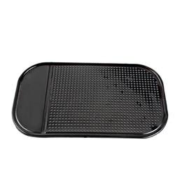MyXL 3 stks/partijKoop Zwart Plastic Schuim Antislip Dash Mat Sticker Dash Siliconen Auto Mat Dashboard Sticky Pad Voor Telefoon GPS # HP