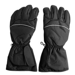 MyXL 1 paar Motorfiets Outdoor Jacht Elektrische Warme Waterdichte Verwarmde Handschoenen Batterij Aangedreven Voor Motorfiets Jacht Winter Warmer