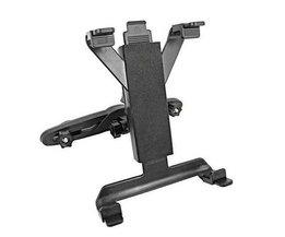 Universele auto voertuig rugleuning hoofdsteun draaibare mount houder voor ipad/alle tablet stand pc/gps/tv/dvd