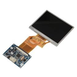 MyXL 3.5 Inch TFT LCD Display RGB Lcd-scherm Module Kit, Monitor Scherm voor auto, digitale Fotolijst Ondersteunt multifunctionele
