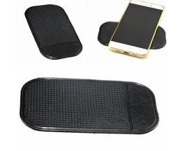 1x leuke en gebruiksvriendelijk Anti Slip Super sticky zuig Auto Dashboard magic Sticky Pad Mat voor Telefoon PDA mp3 mp4 GPS auto DVR sleutel