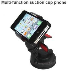 MyXL Dashboard voorruit smart telefoon auto 360-degree roterende zuignap houder multifunctionele mobiele telefoon beugel zwart beugel