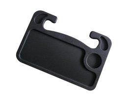 Universele Stuurwiel Lade Auto Laptop Stand Notebook Bureau Tafel Voedsel/Bekerhouder Stand Auto Styling Auto-accessoires Notebook
