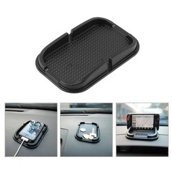 MyXL 2 stksuniversele Auto Anti Slip Pad Rubber Mobile Sticky Stok Dashboard Telefoon Mount Houder Antislip Mat Voor GPS MP3 Stand