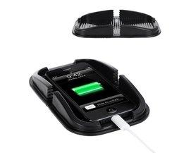 Auto stijl telefoon houder voor honda civiccars super sticky Pad antislip Mat voor Auto Telefoon GPS Zwart 1 stks Auto Stickers