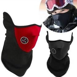 MyXL Mode Winddicht Neck Guard Half Gezichtsmasker CS Masker Mond-Moffel stofmasker voor ski motorcycle snowboard # HP