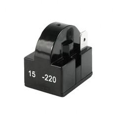MyXL 15 Ohm Weerstand Enkele Pin Terminals Koelkast Ptc Starter Relais