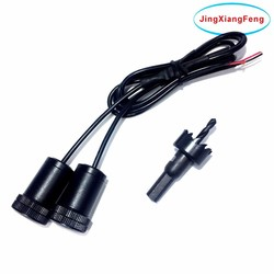 MyXL JingXiangFeng Case voor Chevrolet autodeur hoffelijkheid Ghost Shadow Licht4th Gen Laser Logo Projector Lichten LED