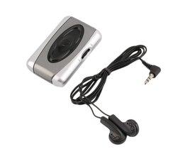 Persoonlijke TV Geluidsversterkers Gehoorapparaat Assistance Apparaat Luisteren MegafoonDrop