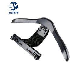 HZYEYO Handige Auto Auto Seat Hoofdsteun Kleding Coat Pak Patroon Driver Passenger Voertuig Hanger Met Verstelbare Hoofdsteun