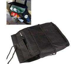 Auto Terug Autostoel Organizer Holder Multi-Pocket Travel Opslag Opknoping Tas# HA10410