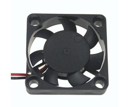 Gdstime 2 Stuks/partij 5 V 2 Draad 30mm 30x7mm 30*30*7mm 7mm Kleine Micro DC Borstelloze Cooling Koeler Fan