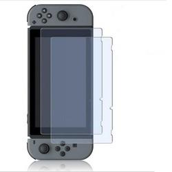 MyXL 2 STKS Gehard glas Full HD Screen Beschermfolie Ultra Clear Oppervlak Guard voor Nintend Schakelaar NS Console Protector Cover huid