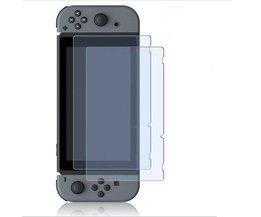 2 STKS Gehard glas Full HD Screen Beschermfolie Ultra Clear Oppervlak Guard voor Nintend Schakelaar NS Console Protector Cover huid