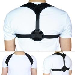 MyXL Houding Corrector Schouder Bandage Corset Terug Orthopedische Brace Scoliose Rug Riem voor Man Vrouw