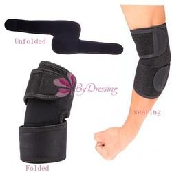 MyXL Tennis/Golfer Elleboog Strap Epicondylitis Wrap Ondersteunt Laterale Pijnsyndroom 02 #54097