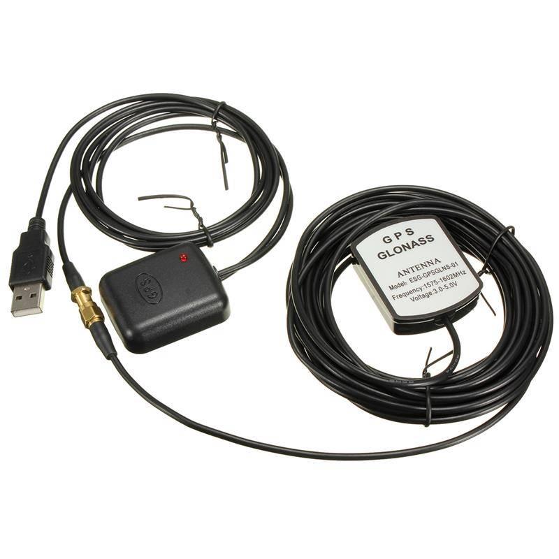 GPS Antenne Navigatiesysteem Versterker Auto Signaalversterker Ontvanger Zender Voertuig GPS Signaal