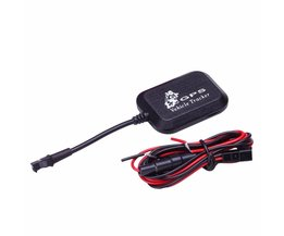 Voertuig Auto Motorcycler 4 Bands Real Time GPRS GSM GPS Tracker Locato anti-diefstal Monitor
